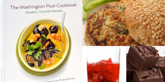The Washington Post has released its first cookbook: The Washington Post Cookbook Readers' Favorite Recipes.