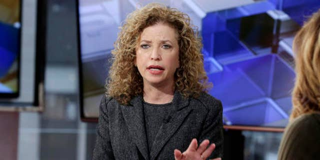 """A spokesman for Rep. Debbie Wasserman Schultz, D-Fla., told Fox News that the former DNC chair did not have """"any knowledge of this arrangement"""" with Fusion GPS, or funding the now-infamous Trump dossier."""