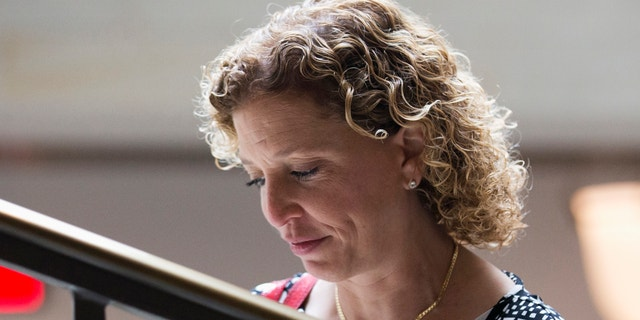 Florida Rep. Debbie Wasserman Schultz was forced out as chairman over the emails, which indicated the party organization unfairly favored Clinton over Sanders during the primary.
