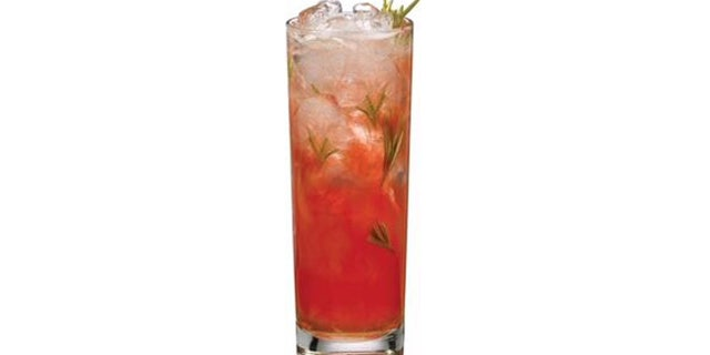 This is a refreshing drink to serve a group at your next party.