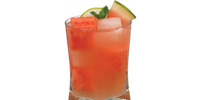 Give your margarita some flavor with this watermelon twist.