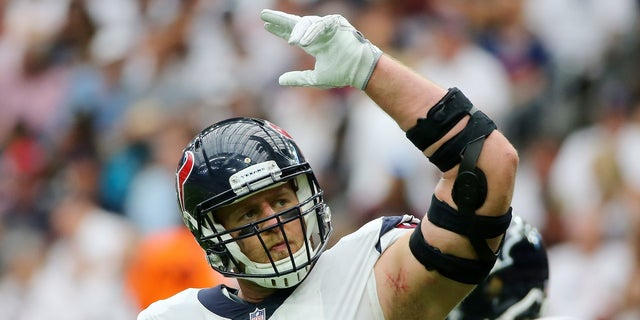 Watt donated $10,000 to the family of a fallen firefighter.