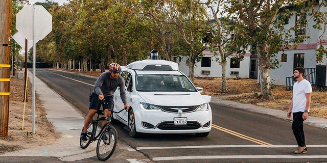 Waymo's vehicles are equipped with a variety of sensors to detect people and obstacles on the road.