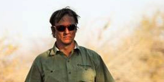 Leading conservationist Wayne Lotter, 51, was killed by suspected ivory poachers in Tanzania Wednesday.