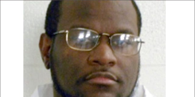 This undated file photo provided by the Arkansas Department of Correction shows death-row inmate Kenneth Williams.