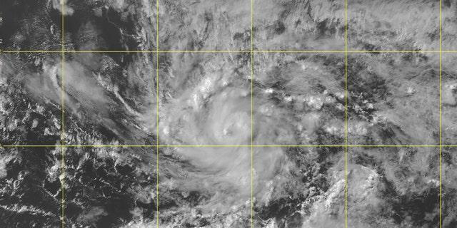 Beryl has formed into a hurricane in the Atlantic Ocean.