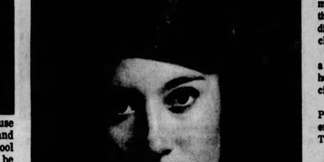 The Auburn Journal from May 14, 1970, shows a wedding announcement of Bonnie Colwell and Joe DeAngelo, who police believe is the Golden State Killer.