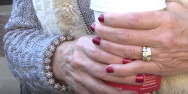 An Oklahoma woman was reunited with her ring after her husband accidentally dropped it in a Salvation Army kettle.