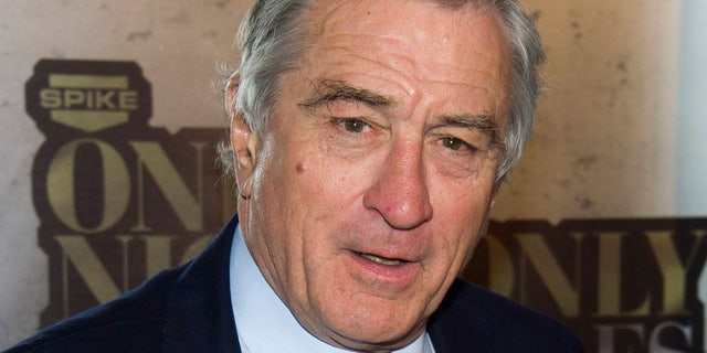 Robert De Niro was snubbed from the best actor nomination for his role in