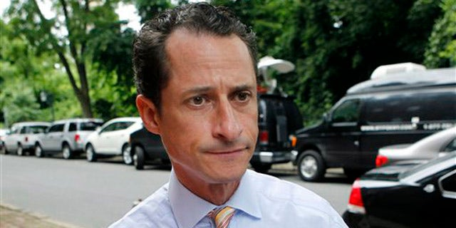 FILE: June 16, 2011: Anthony Weiner returns home after he announced his resignation from Congress in the Queens borough of New York.