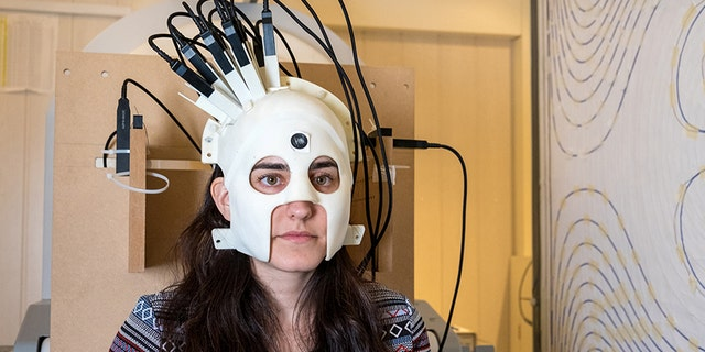 Results from tests of the scanner showed that patients were able to stretch, nod and even drink tea or play table tennis while their brain activity was being recorded, millisecond by millisecond, by the magnetoencephalography (MEG) system.