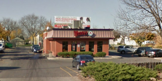 The fight — which took place at the Wendy's at W. Capital Drive and N. 27th street in Milwaukee — reportedly started when two employees began arguing behind the counter.