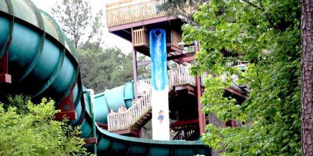 8 Six Flags White Water Atlanta Ga