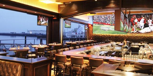 Great brews and views at this Boston bar.