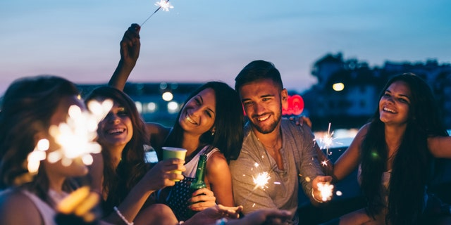 Sparklers and fireworks may look pretty, but anything involving flames can go awry without proper handling.
