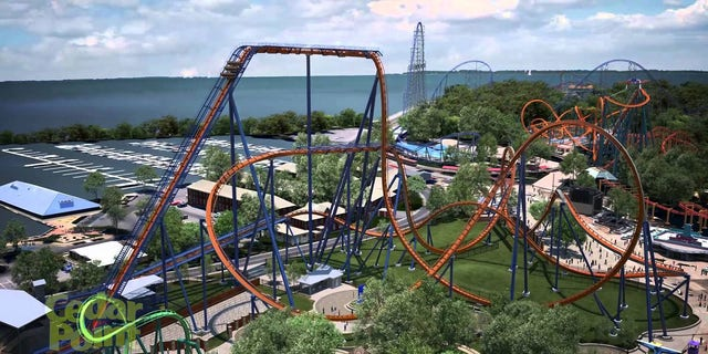 Valravn is shattering roller coaster records across the globe.