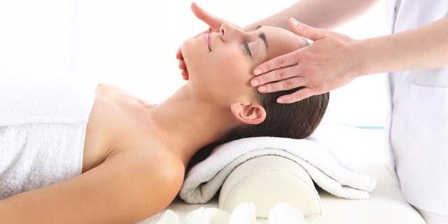 Many cruise lines offer enhanced spa facilities that provide facials, massages and more.