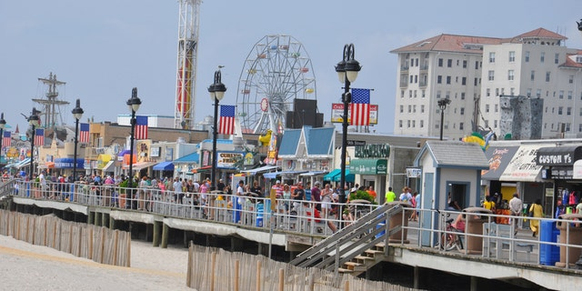 Atlantic City may have been a popular tourist getaway in its heyday, but now the city is in trouble.