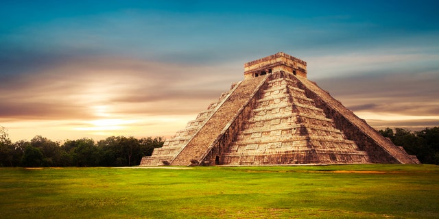 Need a break from the beach? The ruins at Chichen Itza are a popular day trip for Cancun beachgoers.