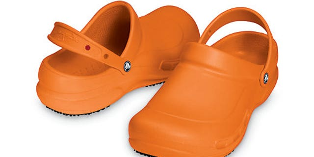"""b93558e772 """"Crocs and I had a long relationship, and they decided to discontinue this  particular color — the one that has the light, refreshing airy holes,""""  Batali ..."""