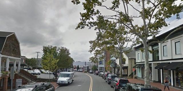 Main Street in Westport.