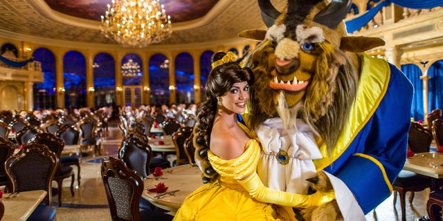 The Best Restaurants At Disney World S Magic Kingdom Fox News