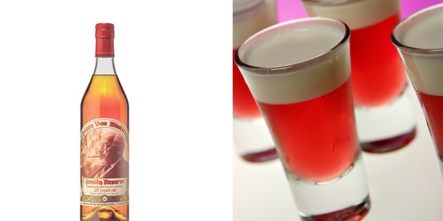 Jell-O & Cream Shots