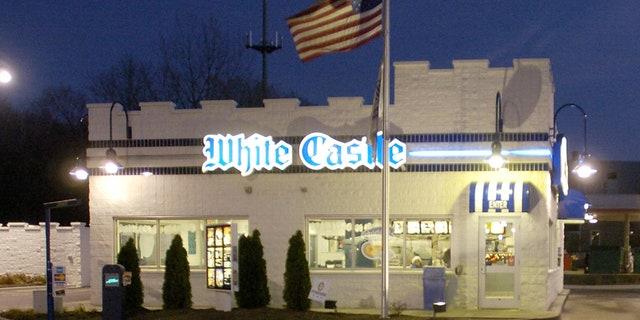 A White Castle restaurant is seen in Cincinnati, Dec. 1, 2003.
