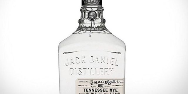 """Jack Daniel's distillery has formally released a """"white dog"""" unaged rye whiskey."""