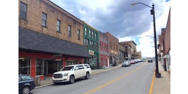 Whitesburg's Main Street