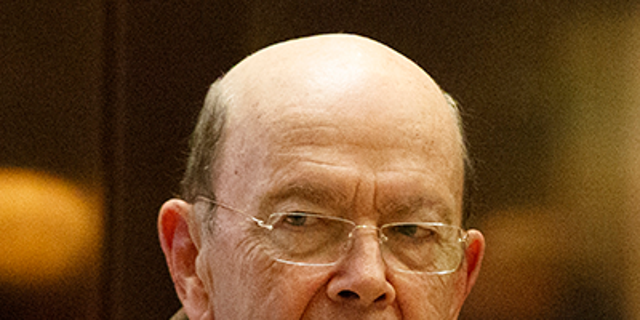 Commerce Secretary Wilbur Ross.