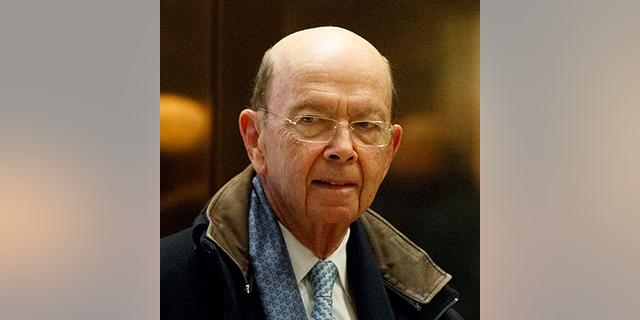 Commerce Secretary Wilbur Ross.