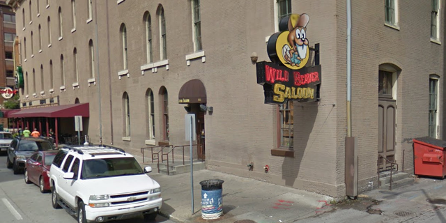 The Wild Beaver Saloon in Indianapolis.