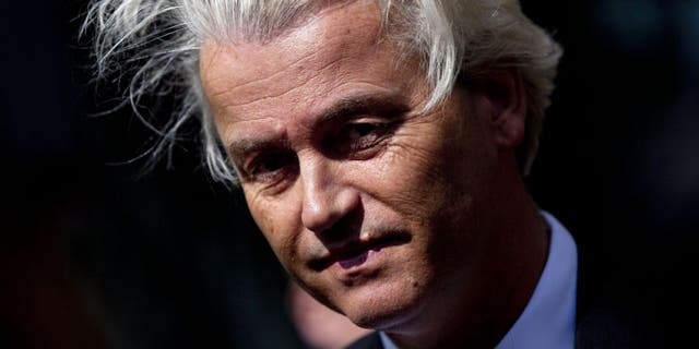 Dutch politician Geert Wilders has been a strong opponent of the spread of Islam in Europe.