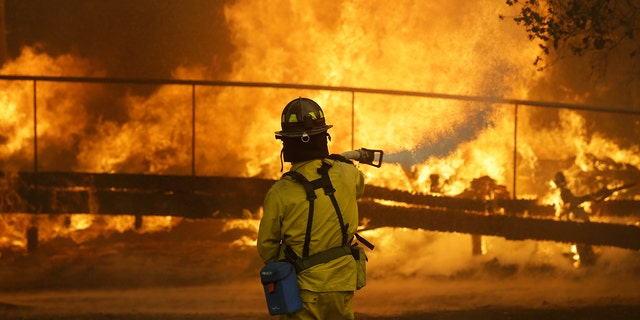 Officials are currently unsure what sparked the wildfires in Southern California.