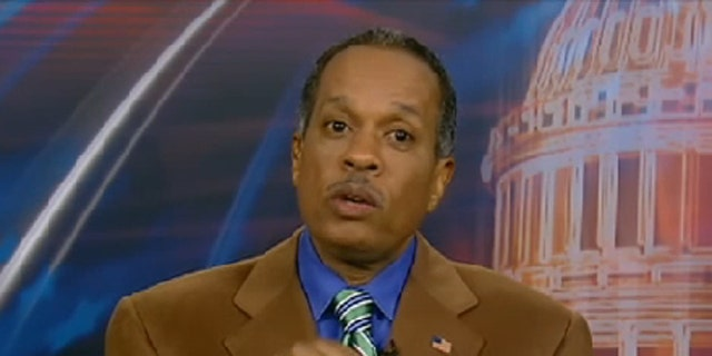 Shown here is Fox News contributor Juan Williams. (FNC)