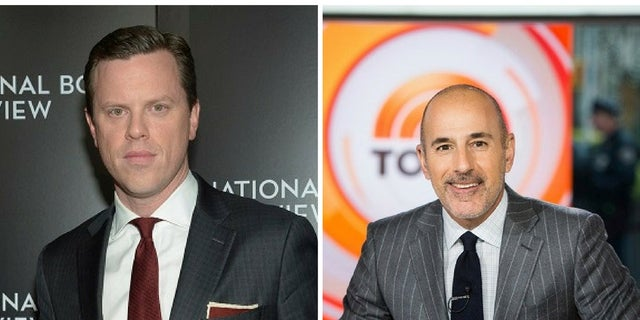 """Willie Geist said he was shocked that former """"Today"""" show host was fired for sexual misconduct."""