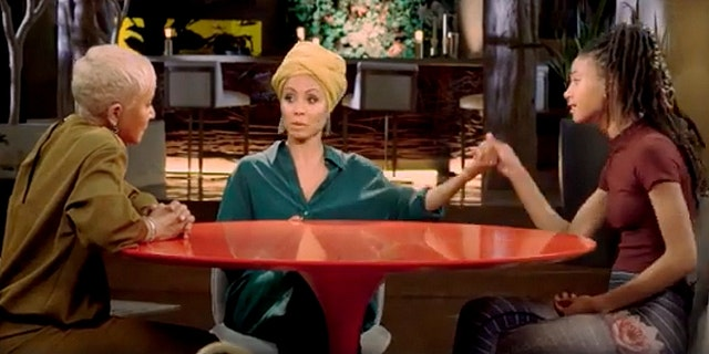 Jada Pinkett Smith is joined by her mother, Adrienne Banfield-Jones and daughter, Willow Smith, on her talk show to talk about the greatest loss in their lives.