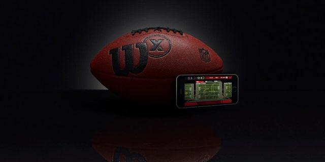 Wilson X Connected Football (Wilson Sporting Goods)