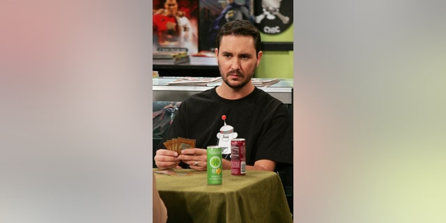 """Actor Wil Wheaton, pictured here guest starring on an episode of """"The Big Bang Theory,"""" recently received backlash on Twitter over comments he made to house speaker Paul Ryan."""