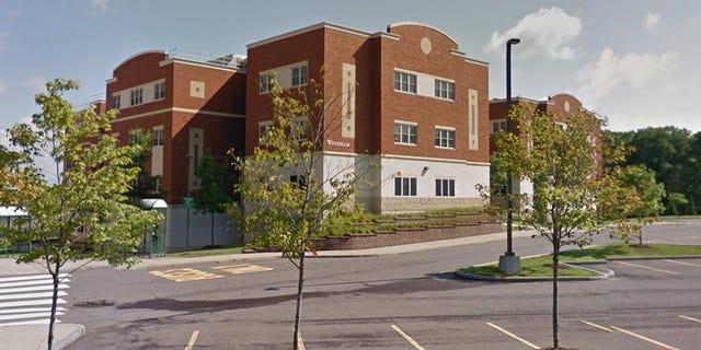 The stabbing took place inside Binghamton University's Windham Hall residence building.