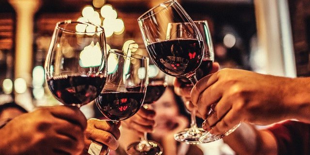 Modern wine glasses are getting bigger...seven times bigger, in fact, than those from centuries ago.