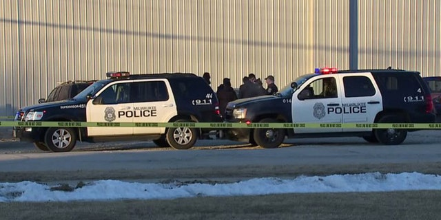 A man with a concealed-carry permit shot a carjacking suspect outside a Milwaukee business on Monday.