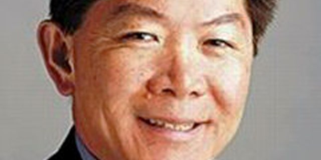 Shown here is Barry Wong, candidate for the Arizona Corporation Commission. (BarryWong.com)