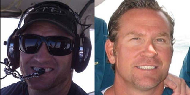 Glen Doherty, (l.1), and Ty Woods, (r.), were ex-Navy SEALs and CIA contractors who rushed to help when the Benghazi attacks began.