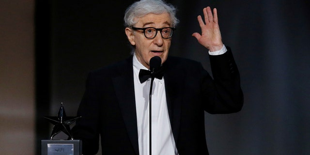 Many actors have distanced themselves from director Woody Allen.