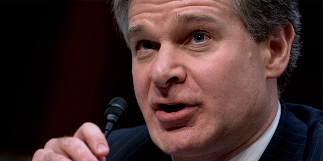 FBI's Wray: Russia Poses Very Significant Counterintelligence Threat