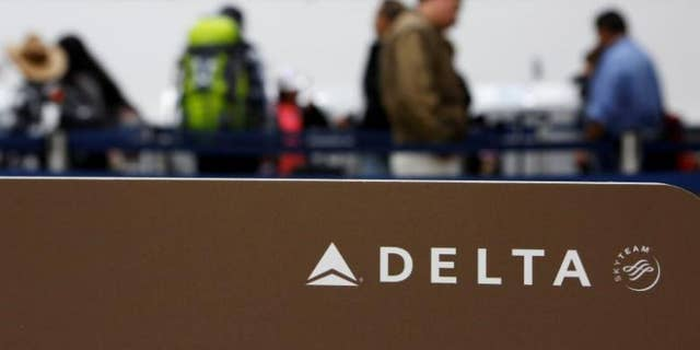 The Delta passenger recorded the interaction and soon shared it on social media.