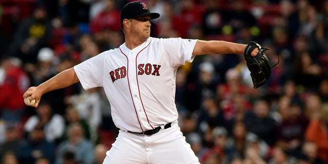 Red Sox pitcher Steven Wright was an All-Star in 2016, but injuries cut short his 2017 season.