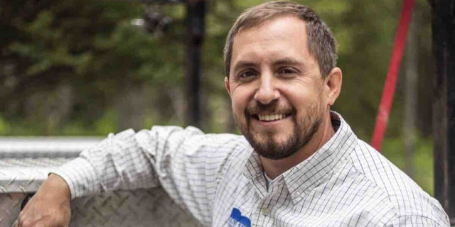 Mark Uptain was fatally mauled in Wyoming last week.